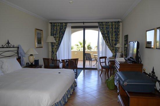 Hilton Malta: camera