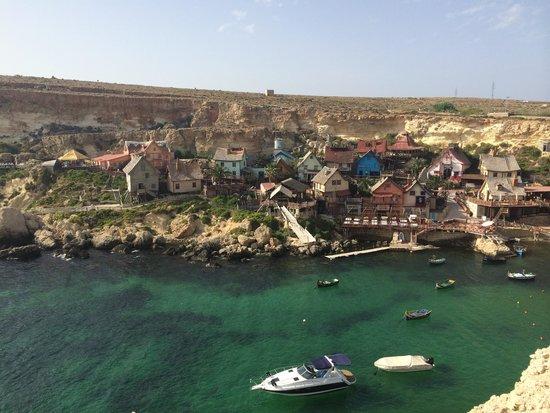 Popeye Village Malta: Beautiful