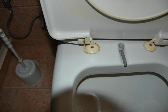 Hotel Mirador Resort & Spa: planche de wc