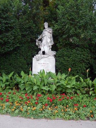 Stadtpark: Mozart