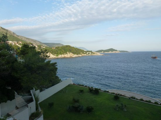 Rixos Hotel Libertas: SEA VIEW
