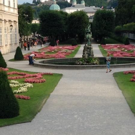 Palais et jardins de Mirabell : Gardens