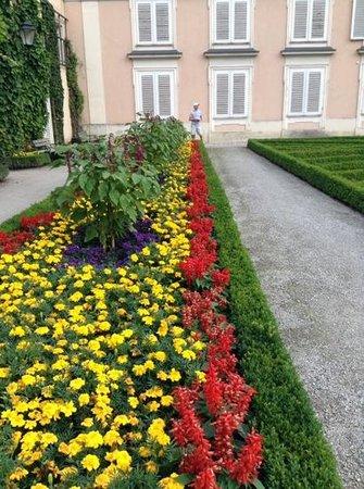 Palais et jardins de Mirabell : more gardens