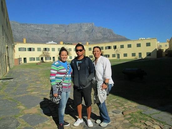 Castle of Good Hope: fun day out