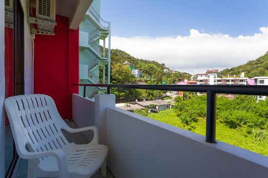 The Little Moon Residence: Superior Room Mountain View, LCD TV, Balcony