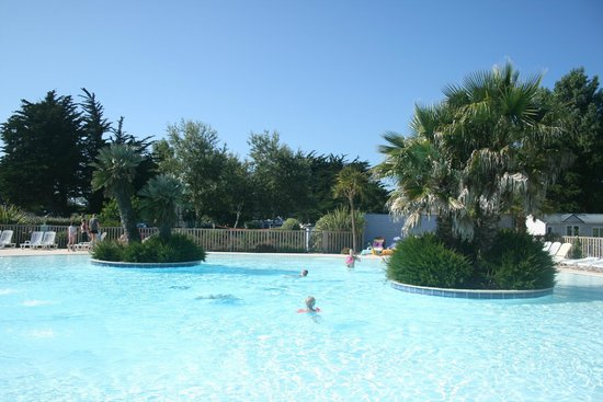 Yelloh Village La Plage : Pool