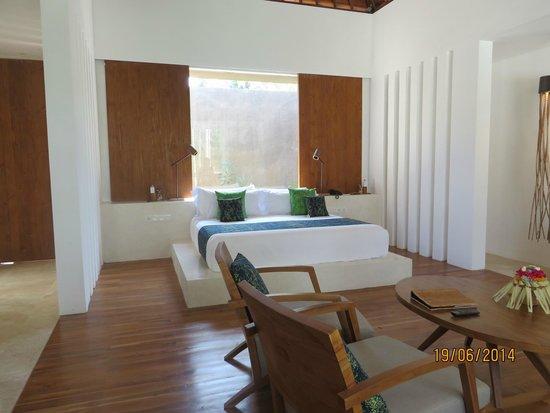 Candi Beach Resort & Spa: Der Wohnbereich