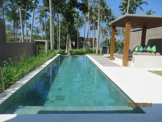 Candi Beach Resort & Spa: Der eigene Pool