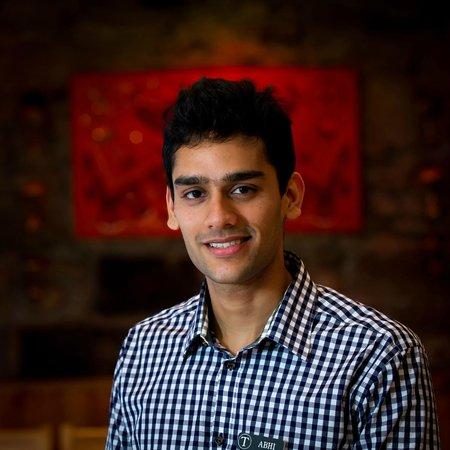 Tabla Authentic Indian Restaurant: Abhi- Your health food consultant