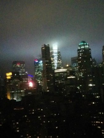 Dumont NYC–an Affinia hotel: Foggy Chrysler