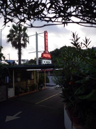 Austin Motel : Nice place, cool neighborhood