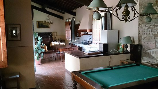 Rovezzano Bed & Breakfast: Breakfast area
