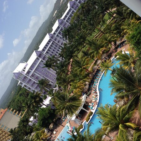 ClubHotel Riu Ocho Rios: View from our room