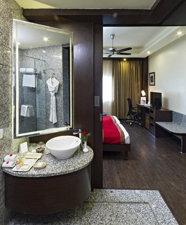 Hotel Clarks Amer: Privliage Room 2