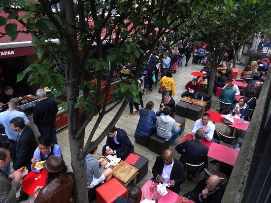 Borough Market: Restaurante de tapas