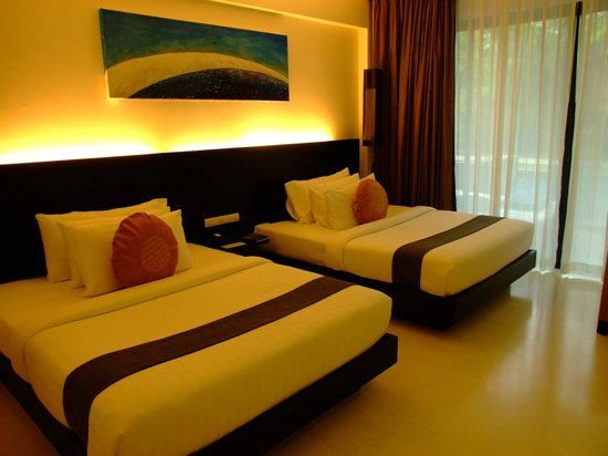 The Chill Resort & Spa, Koh Chang: ห้องพัก