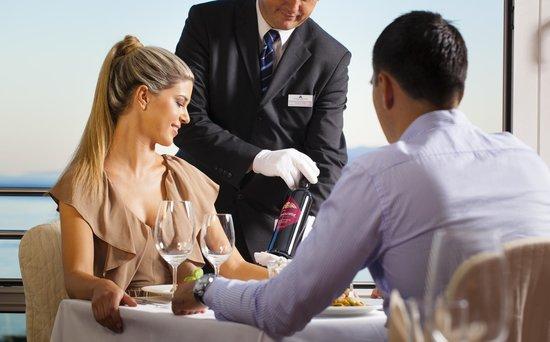 Remisens Premium Hotel Ambasador: Restaurant