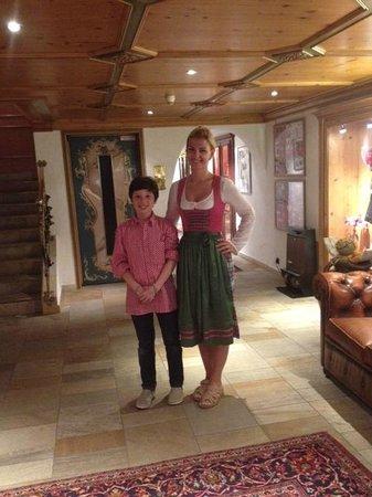 Hotel Alte Post: Emilie jolie !
