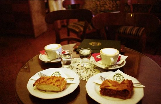 Ruszwurm: Kawa&strudel dla strudzonych podróżników