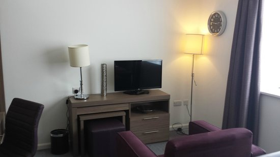 Staybridge Suites Birmingham - Room view