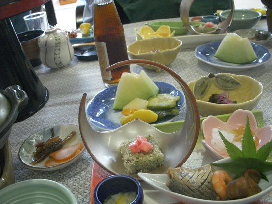 Nakashimaso: 海の幸がいただけます