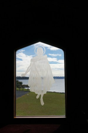 St. Faith's Anglican Church: window