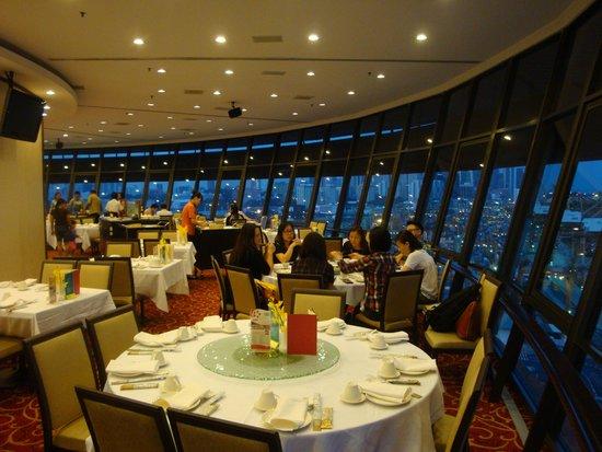 Prima Tower Revolving Restaurant Review