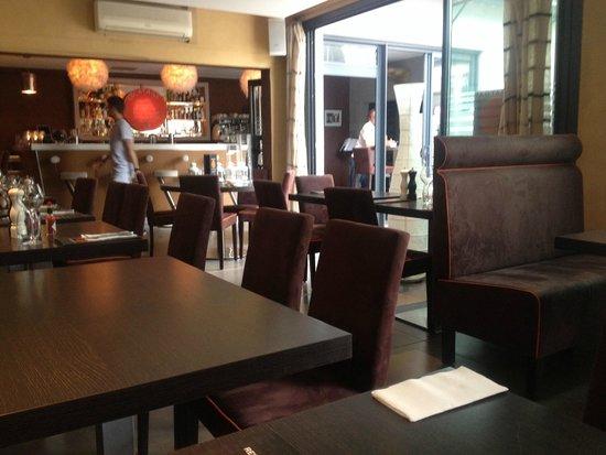 Tartares Club : salle