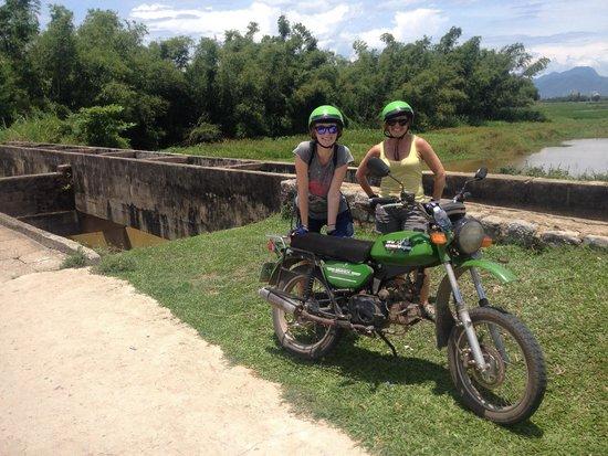 Hoi An Motorbike Adventures : Beautiful!