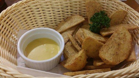 House Of Lasagna : Potato wedges