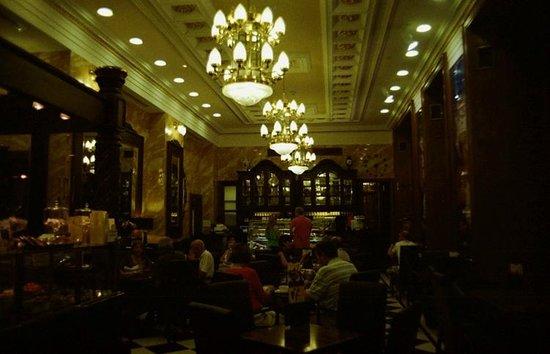 Szamos Gourmet Palace - Vaci utca: Jedna z najpiękniejszych kawiarni