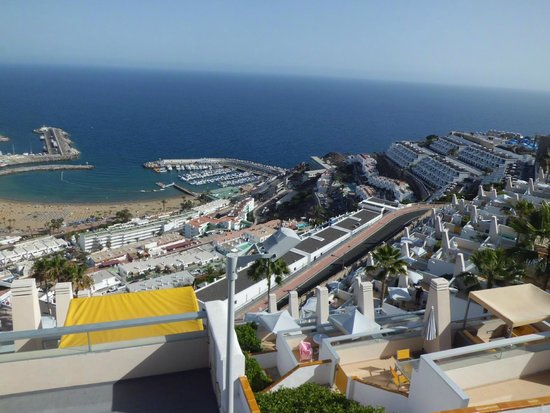 Hotel Riosol : Vista panorámica