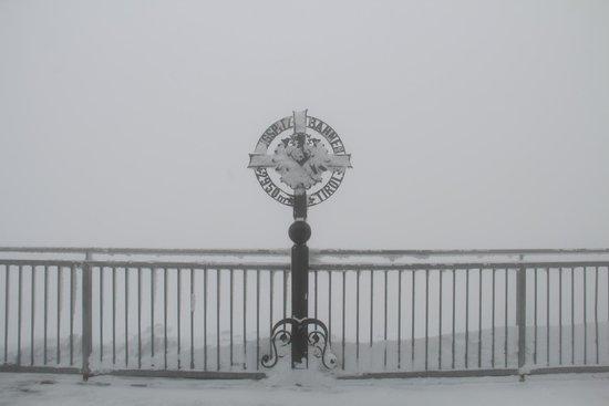 Zugspitze : Linderhof