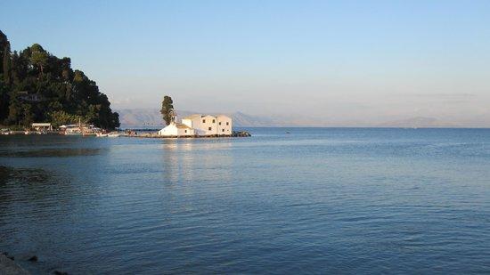 Corfu Holiday Palace: Monastery nearby