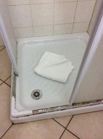Hotel Eurovillage: doccia