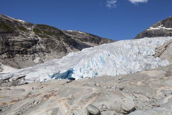 Nigardsbreen Glacier: Вид