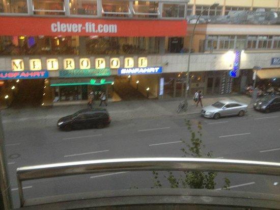 Park Plaza Berlin Kudamm : View from room
