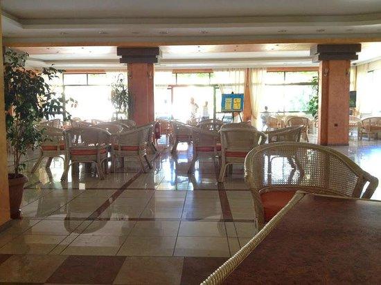 Apollon Hotel : lobby