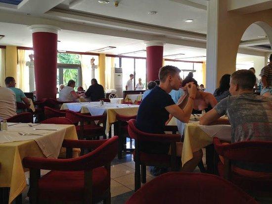 Apollon Hotel : lunchroom
