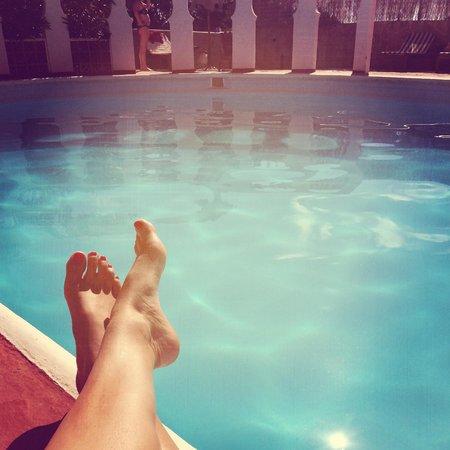 Hotel Club Can Jordi : Très belle piscine d'un calme incroyable !