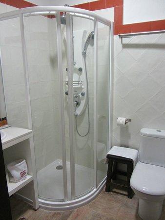 Hotel Rural Casa Grande Almagro: Baño