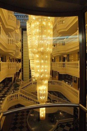 Cleopatra Palace Hotel : lovely place