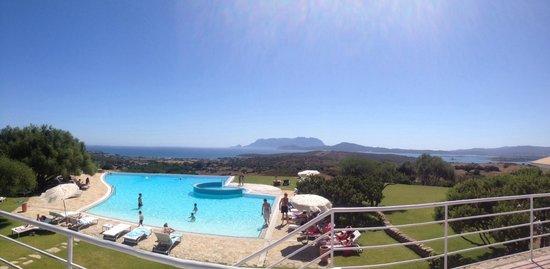 Hotel Luna Lughente : Stunning views