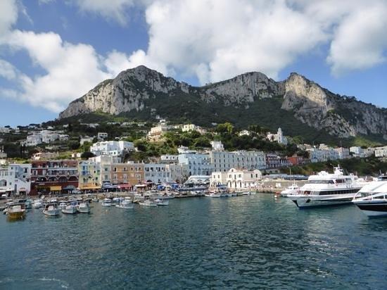 Villa Krupp: Marina Grande, Capri
