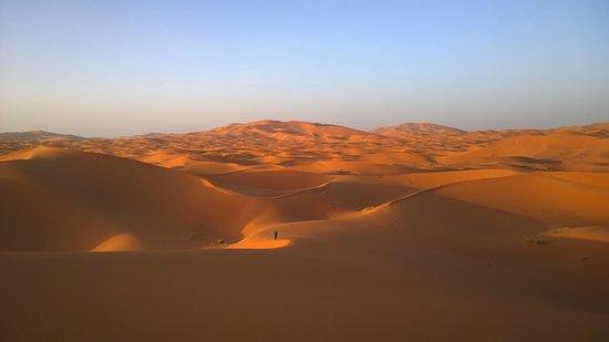 Merzouga Desert: Die Wüste Erg Chebbi bei Merzouga