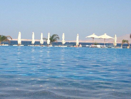 Cleopatra Luxury Resort: Quiet pool