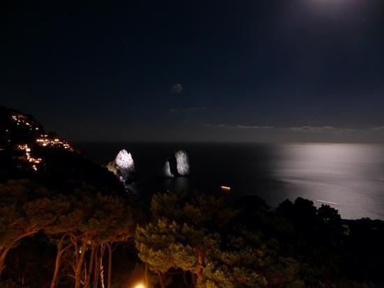 Villa Krupp: Nachts...
