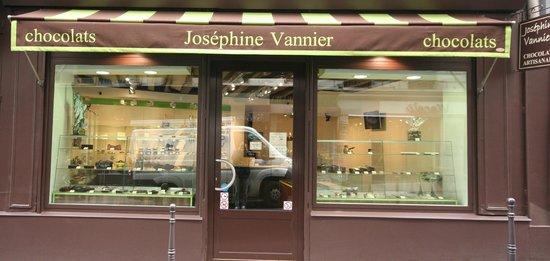 Joséphine Vannier Chocolat Artisanal