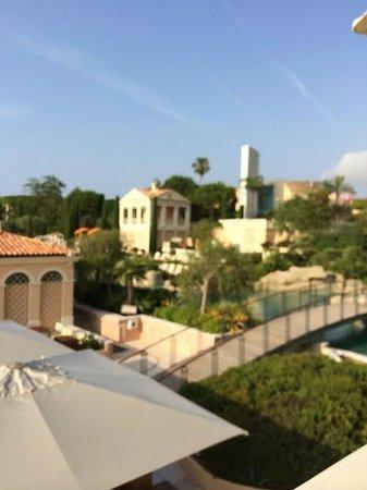 Monte-Carlo Bay & Resort: panoramica dalla terrazza