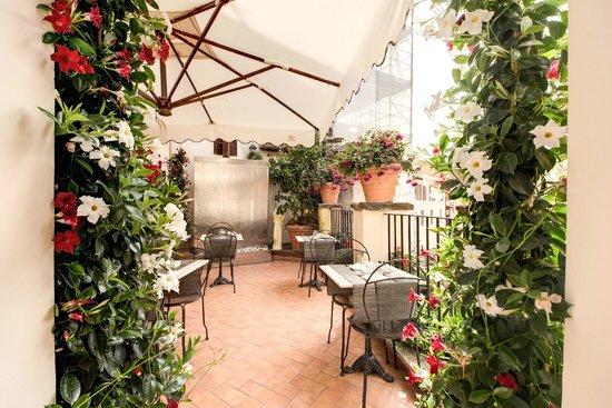 Relais Fontana Di Trevi : Roof Top